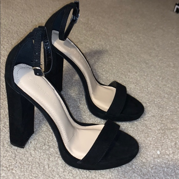 Windsor Shoes | Platform 5 Inch Heels